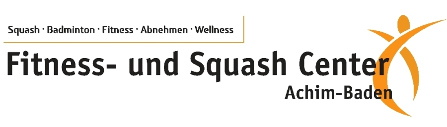 Logo von: Fitness-& Squash Center Achim